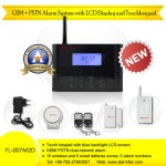 GSM SMS Alarm system YL-007M2D